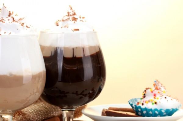 Рецепт                  Кофейный коктейль с молочным шоколадом