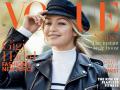 Джиджи Хадид украсила обложку британского Vogue