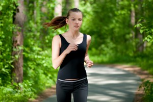 Бег по парку эффективнее