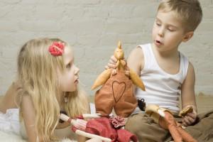 Если игра доставляет ребенку удовольствие, родителям не стоит лишний раз беспокоиться