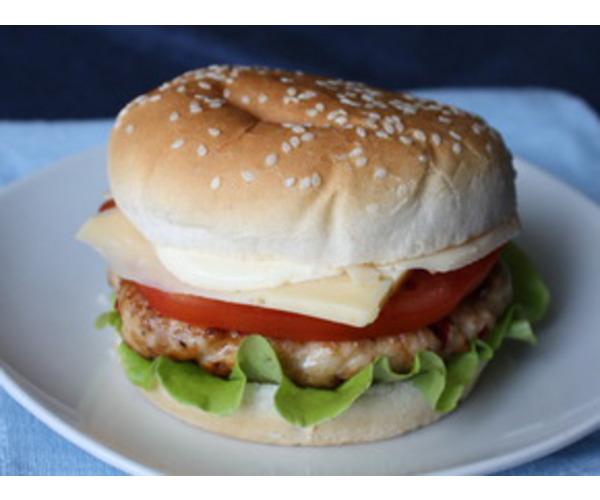 Рецепт                  Куриные бургеры