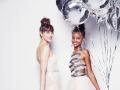 Платья на выпускной в пол: идеи от модниц