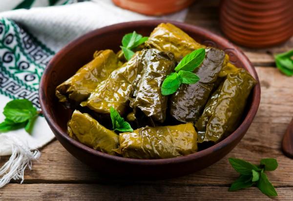 Рецепт                  Долма по-турецки