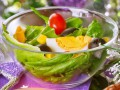 Легкий новогодний салат