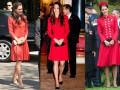 Королева повторов: ТОП-10 любимых образов Кейт Миддлтон