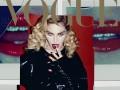 Мадонна украсила обложку Vogue Italia