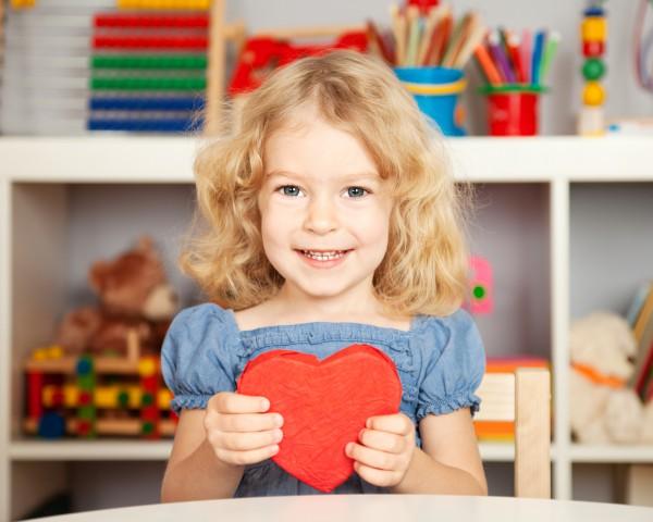 Пусть твой ребенок знает, как сильно его любят родители