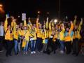 Жизнь без ограничений: как ветераны АТО болели за сборную Украины по футболу
