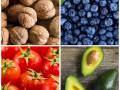 ТОП-10 полезных продуктов для кожи и тела