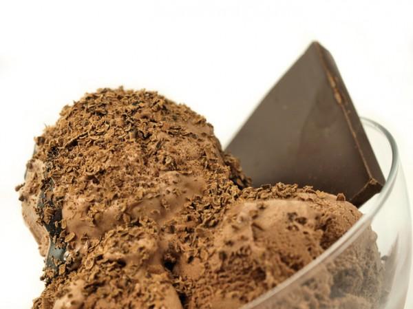 Рецепт                  Домашнее шоколадное мороженое