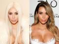 Beauty-эволюция: как менялись прически Ким Кардашян