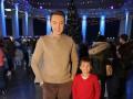 Письмо Деду Морозу: о чем мечтает сын Михаила Присяжнюка