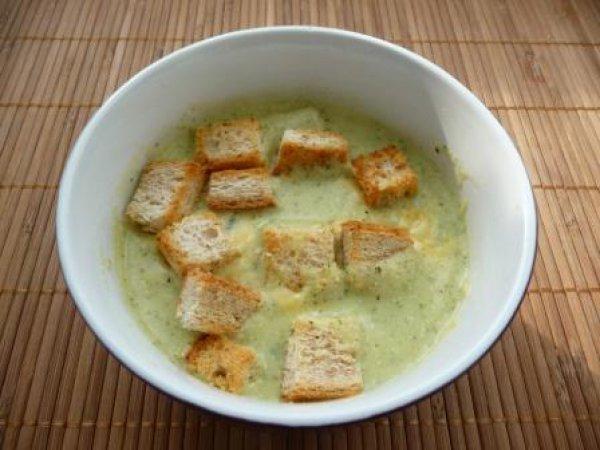 Рецепт                  Крем-суп из цуккини
