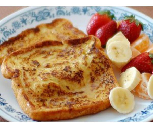 Рецепт                  Французский тост с корицей