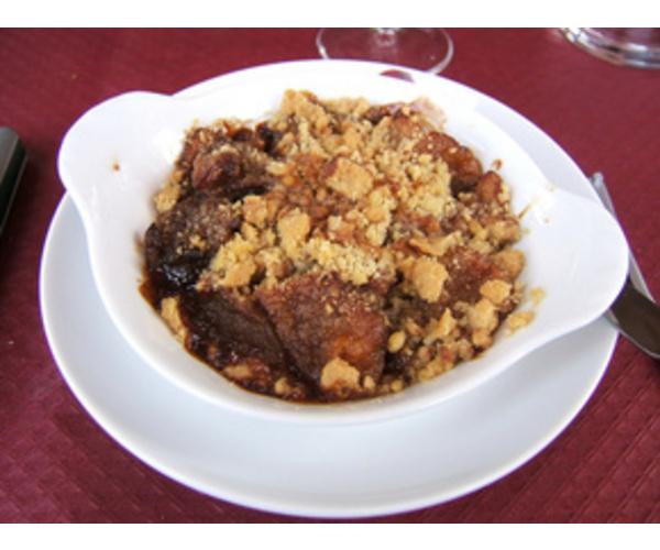 Рецепт                  Витаминная смесь из сухофруктов и дробленого печенья