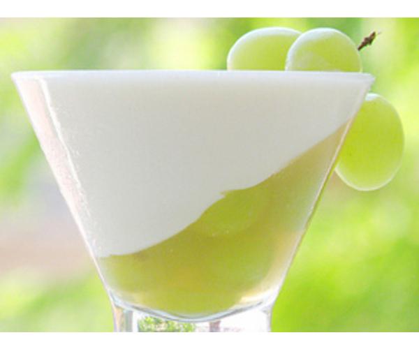 Рецепт                  Виноградное желе