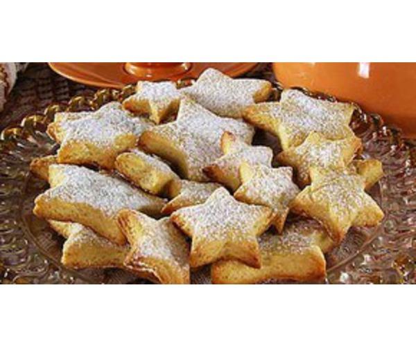 Рецепт                  Песочное печенье