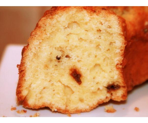 Рецепт                  Творожный кекс