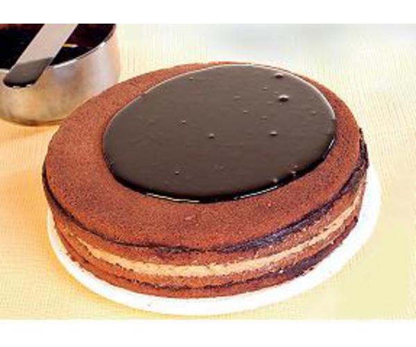 Рецепт                  Торт «Мулатка»