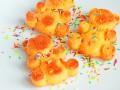 Детские тыквенные кексы