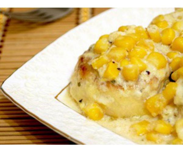 Рецепт                  Сырно-кукурузный соус для тефтелей