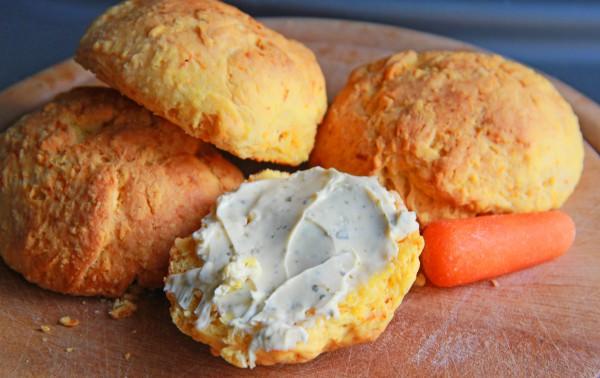 Рецепт                  Морковно-творожные булочки