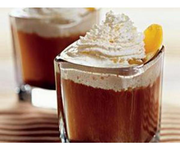 Рецепт                  Кофейный коктейль с персиками
