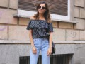 Как носить mom jeans: советы от модниц