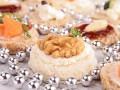 Холодные закуски на Новый год: ТОП-5 рецептов канапе