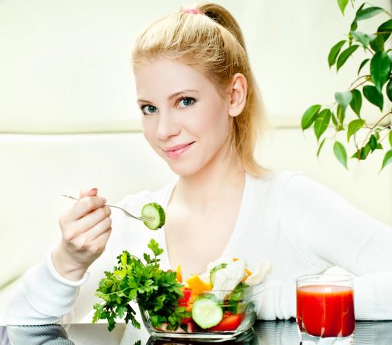 лишний вес правильное питание