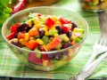 Постные салаты с фасолью: ТОП-5 рецептов