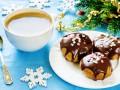 Десерты на Новый год: Три рецепта профитролей