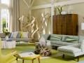 Интерьер в стиле тропики: Экзотика дома