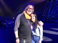 Евровидение 2017: Джамала провела первую репетицию своего номера