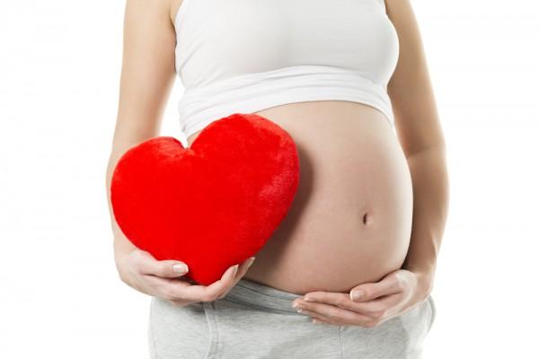 Боль сердца у беременной