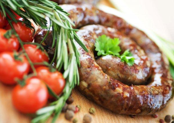 Рецепт                  Пасхальные блюда: ТОП-4 рецепта домашней колбасы