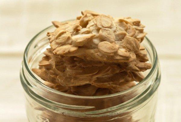 Рецепт                  Миндальное печенье
