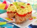 Рецепт на 1 апреля: Мясные кексы