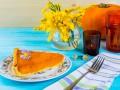 Как приготовить тыквенный пирог с корицей
