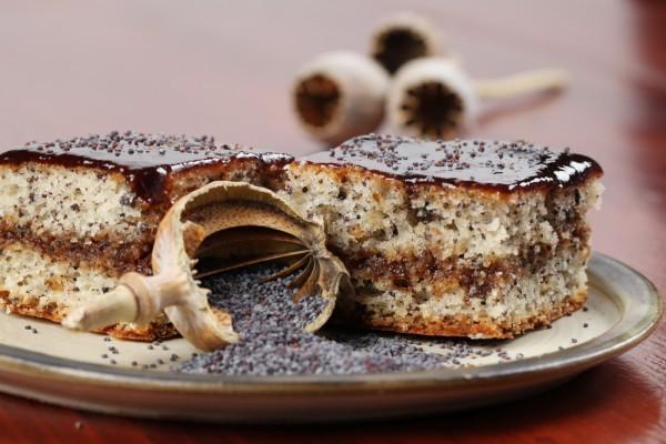 Рецепт                  Песочное печенье с маком