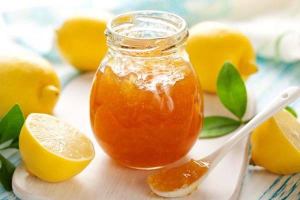 Рецепт                  Лимонный мармелад