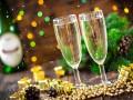 Новогодние коктейли с шампанским: Три идеи к празднику