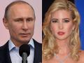 Иванка Трамп и Владимир Путин попали в список 100 самых влиятельных людей мира