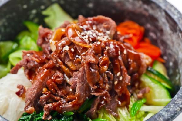 Рецепт                  Говядина по-корейски