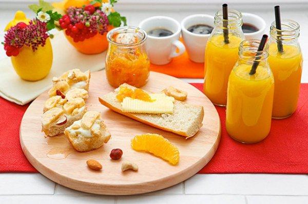 Рецепт                  ТОП-5 творческих идей для вкусного завтрака