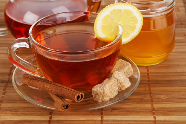 Рецепт                  Цитрусовый чай с медом