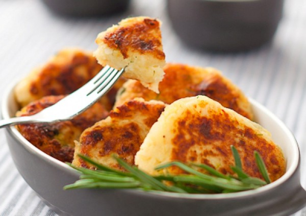 Рецепт                  Котлеты из трески и картофеля