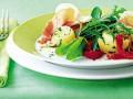 Как приготовить картофельный салат с маком и болгарским перцем (ВИДЕО)