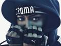 Спортивный шик: Наоми Кэмпбелл украсила станицы Vogue в одежде от Рианны