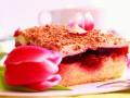 Торты на 8 марта: ТОП-5 рецептов с вишней